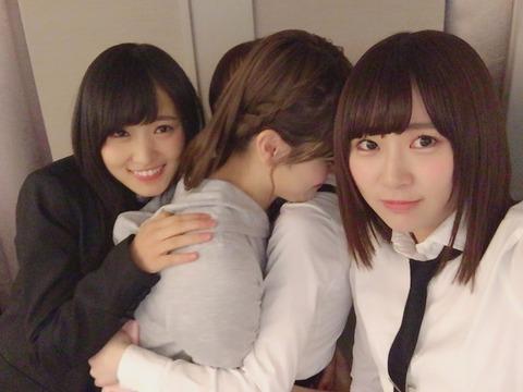 NMB48『ワロタピーポー』を掛けたタイトルに小池と守屋のイケナイ画像と、長沢菜々香ブログが面白い件