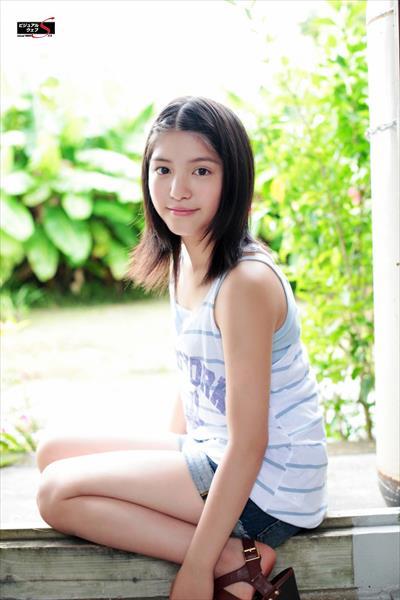 美少女的な川島海荷