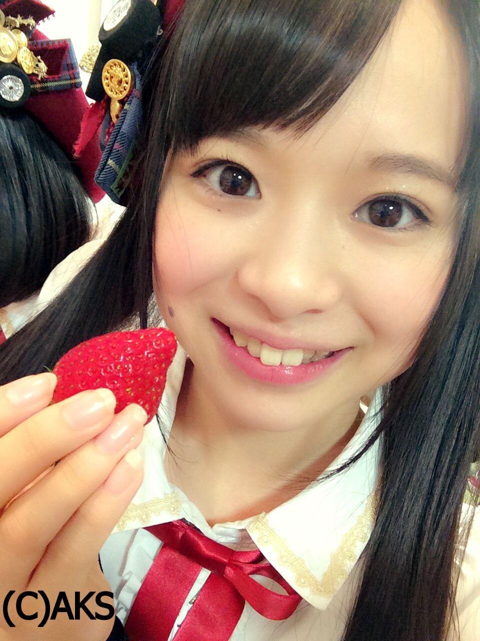 髪のアクセサリーが素敵な倉野尾成美さん