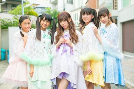 「パンチラ」はもう古い? 佐藤麗奈率いるマジパンがデビュー!