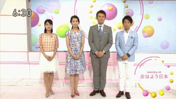 和久田 麻由子 ☆ おはよう日本~NHK