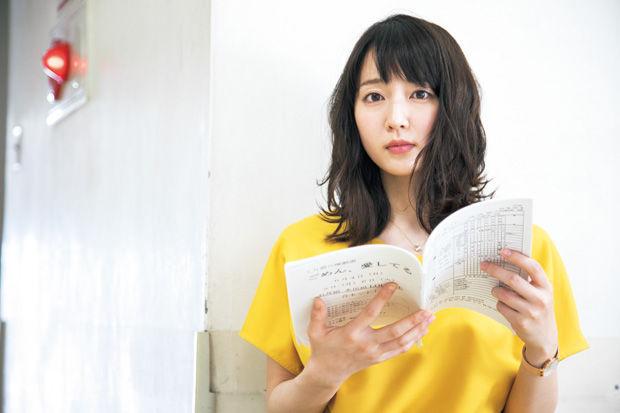 """注目女優・吉岡里帆が語った駆け出しの頃の""""内緒話""""--「危険な一歩」だと思ったのは…"""