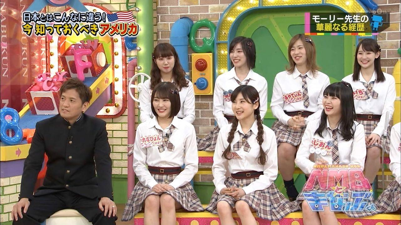 NMB48のビジュアルが末期状態果たしてコレをアイドルと呼んでいいのだろうか  ★2