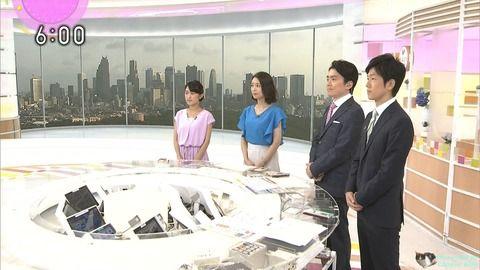 和久田麻由子 おはよう日本 17/07/20