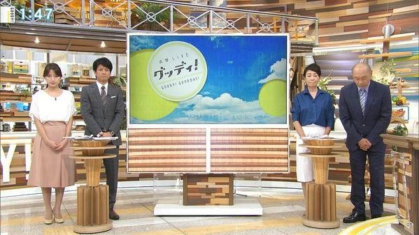 【画像】今日のミタパン(三田友梨佳さん) 8.3