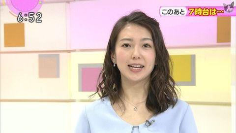 和久田麻由子 おはよう日本 17/04/04 #2
