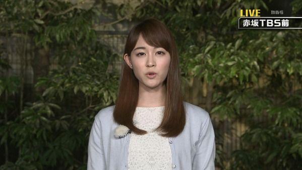 【画像】今日の新井恵理那さん 6.24