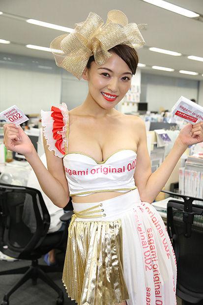 元・魔女っこのGカップグラドル・伊藤しほ乃が衝撃発言! 「コンドームを使ってくれたら、愛してもらってるんだなって…」
