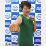 F乳・グラドルボクサー郷司利也子 モデルボクサー高野に挑戦状