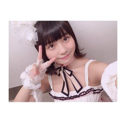 SKE48小畑優奈 「公演で〝残念少女のセリフの言い方を変えました!理由はね、」