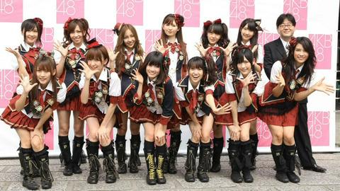 【エンタメ画像】AKB48,のシングル売上で秋元先生に入る印税wwwwwwww