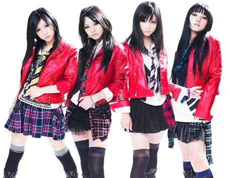 【エンタメ画像】SCANDAL,っていう女の子のバンドってどう思われてるの?