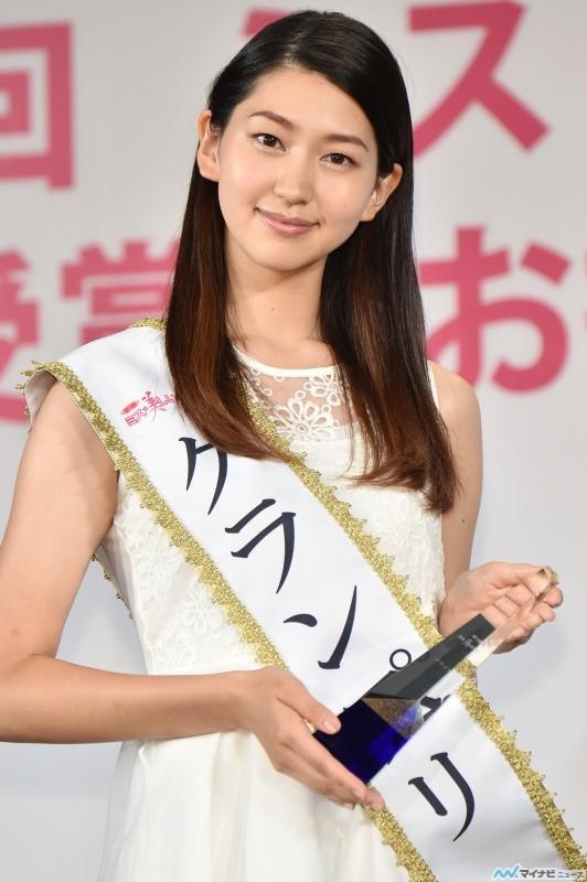 【エンタメ画像】「ミス美しい20代コンテスト」開催、21歳の空手女子がグランプリに
