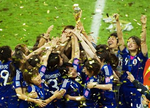 【エンタメ画像】【悲報】女子サッカーW杯、話題にならない