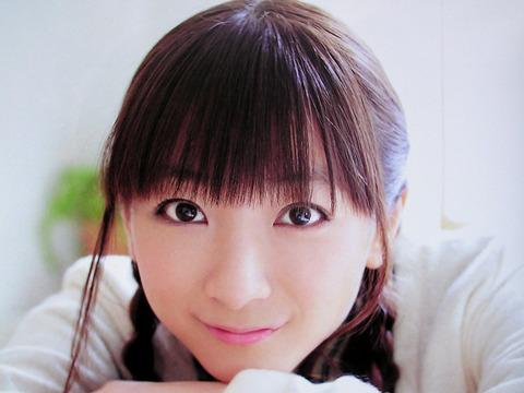 【エンタメ画像】堀江由衣って可愛いし好きだけど、声優としてはそんなに上手じゃないよね?
