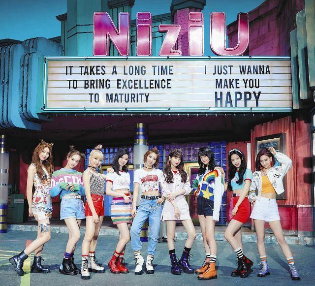 【朗報】アイドルグループ「NiziU」のMVがなんと15時間で600万再生!!!!!
