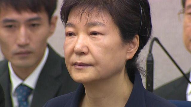 【衝撃】朴槿恵前大統領が支払う罰金額がヤバすぎる・・・