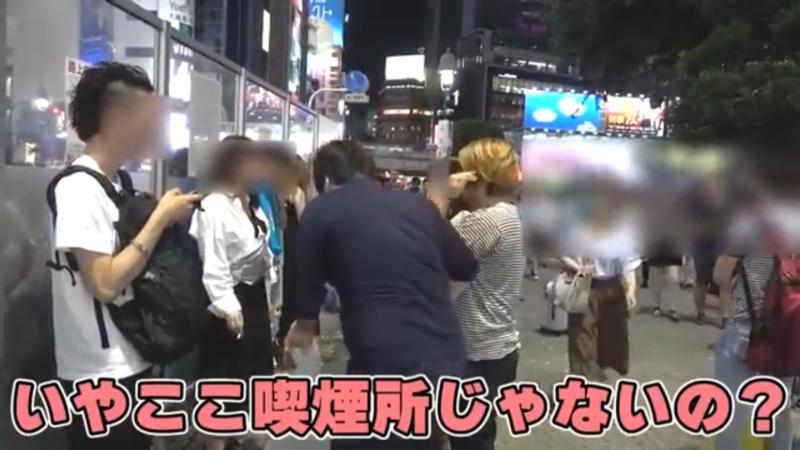 【タバコ】喫煙者さん、ルールやマナーを守る気なし、もうやりたい放題【日本終了】