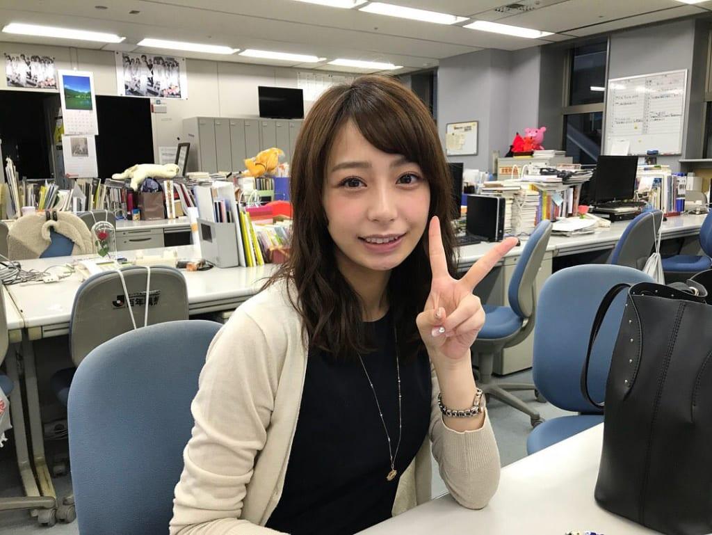 【悲報】宇垣アナ、会社でボッチになる(※画像あり)