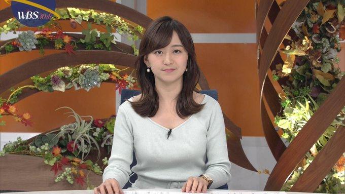 【女子アナ】片渕茜アナ、お〇ぱいがパンパンw