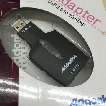 Addonics Storage Controller Adapterは便利