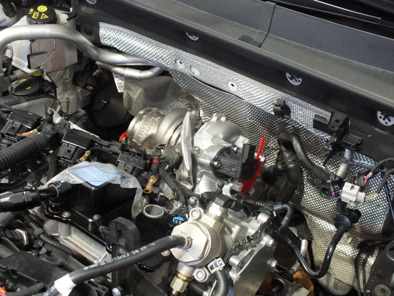イシカワエンジニアリング スタッフブログ:GOLF7 GTI Performance