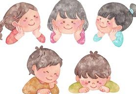 日本人の子ども