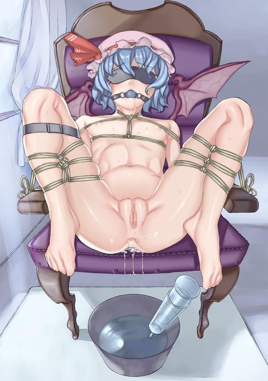 ロリ貧乳縛り (19)