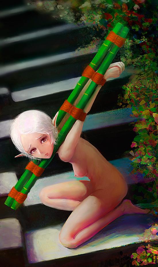 ロリ貧乳縛り (7)