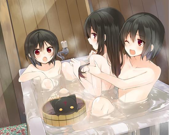 ロリお風呂 (1)
