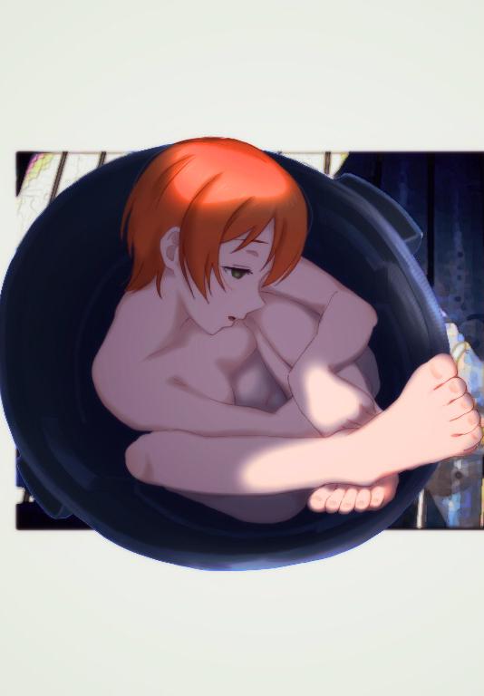 ロリ貧乳裸足フェチf (1)