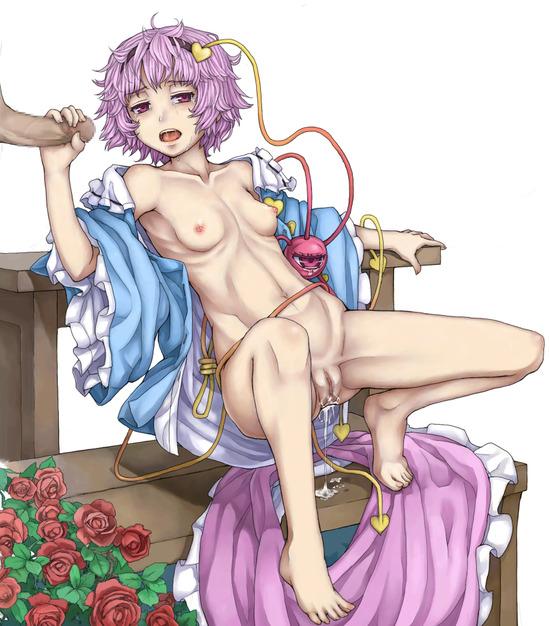 ロリ貧乳手コキ (8)