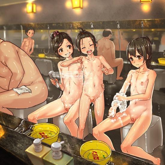 ロリお風呂 (26)