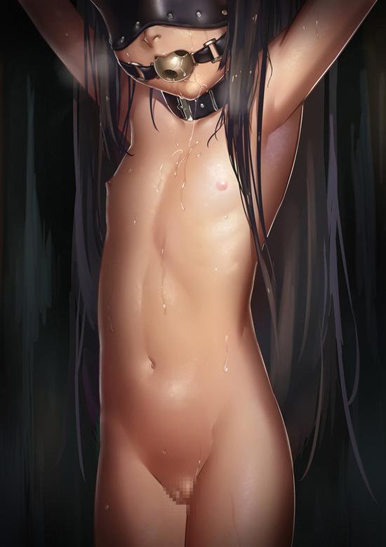 ロリ貧乳目隠しg (21)