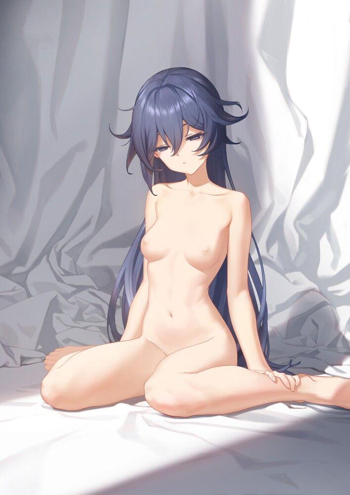 【2次】貧乳とか裸足とか趣味全開