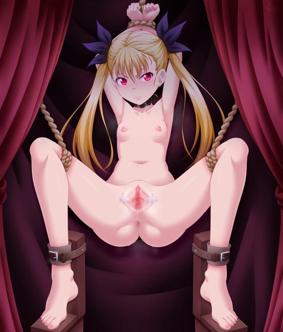 ロリ貧乳縛り (1)