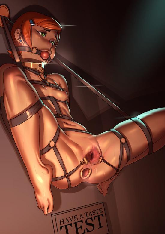 ロリ貧乳全裸縛り  (48)