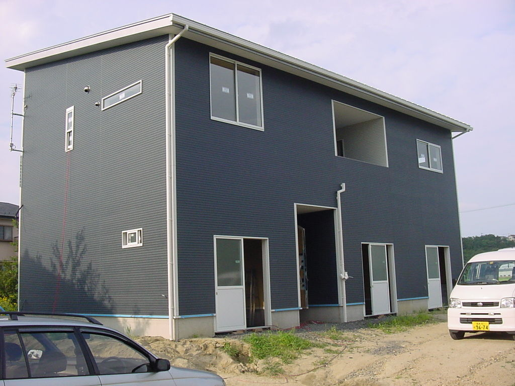 家工房 佐藤工業 福島県郡山市工務店 外壁