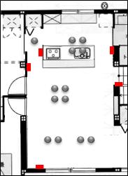 入居後考察_LDK照明配置3