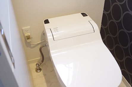 トイレ配線after1