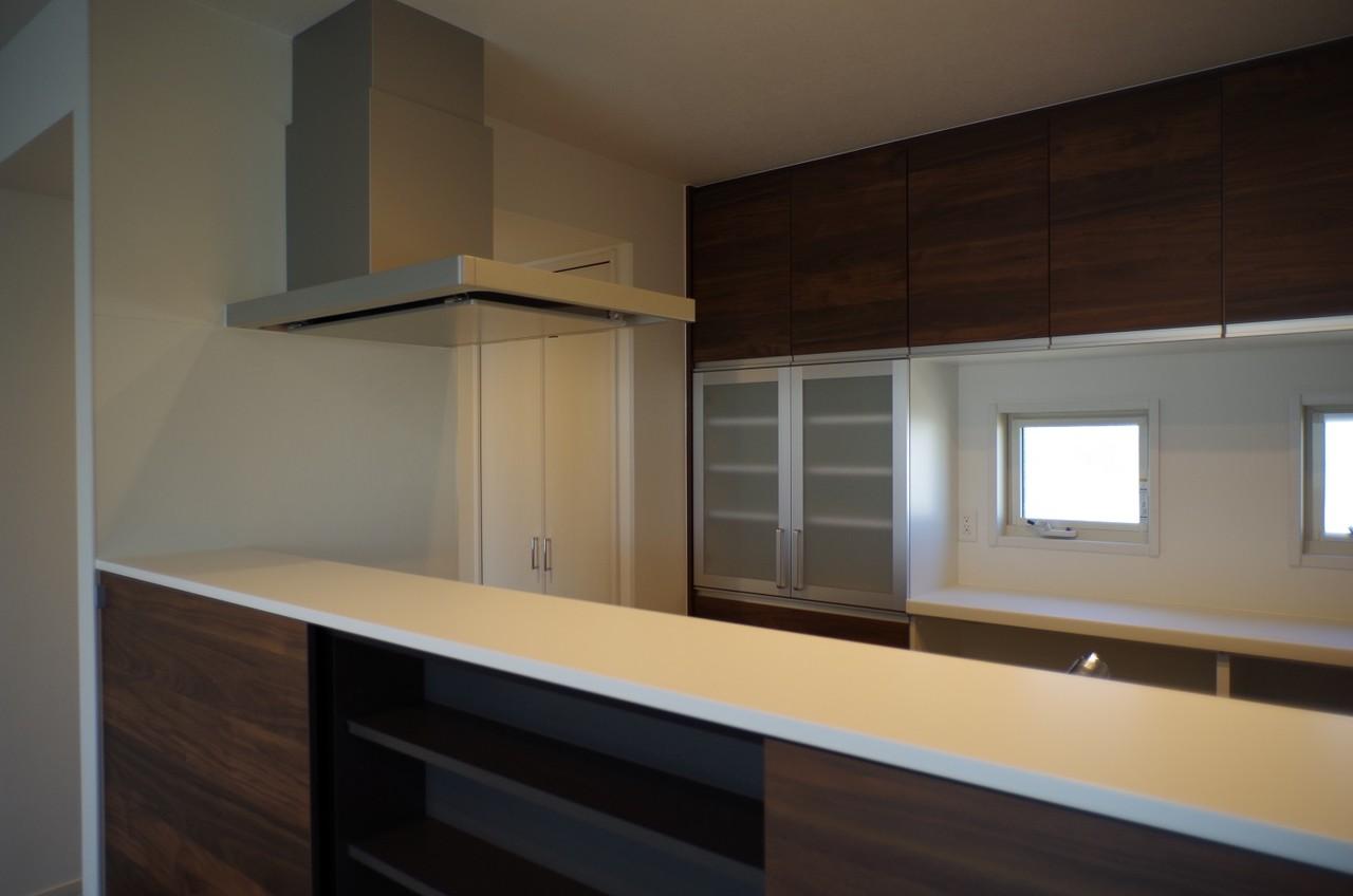 2階キッチンレンジフード2
