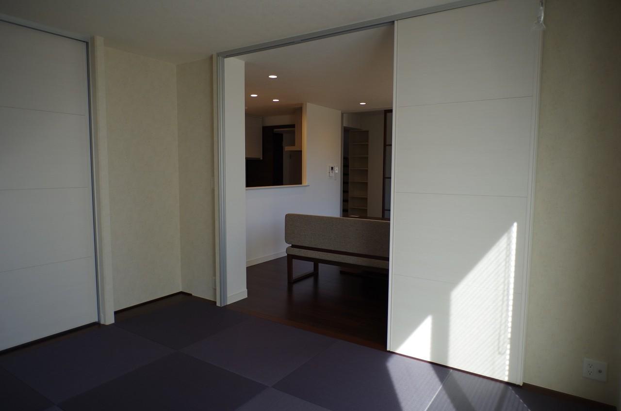 1階和室12