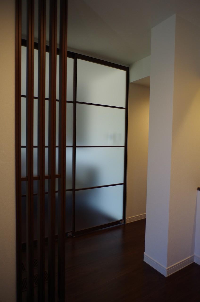 1階LDKドア1