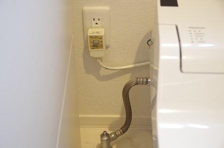 トイレ配線after2