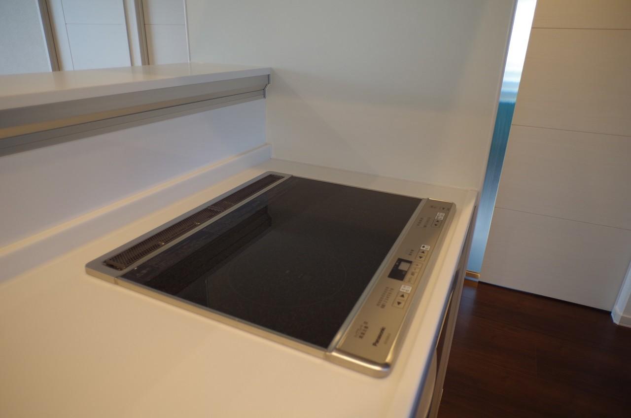 2階キッチンコンロ1