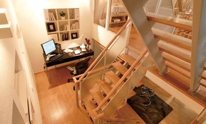 ハイムオープン階段2