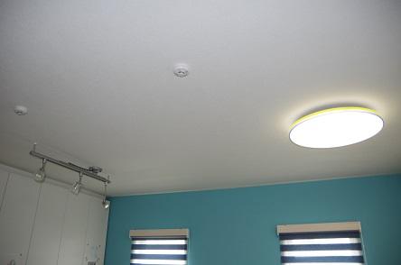 子供部屋照明after4