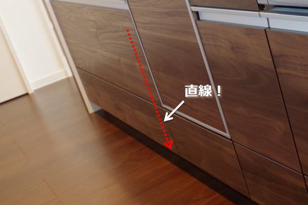 2階キッチン収納5