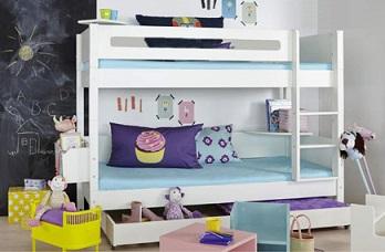 見つけた!理想的な二段ベッド、デンマークのManis h☆ : いえ*もの