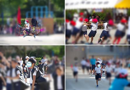 2016小学校運動会